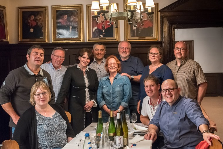 Workshop with a chef: pair Alsace wine and food.