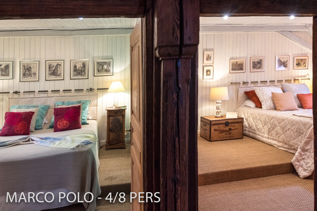 Two bedrooms Marco-Polo, Sumptuous and spacious holiday home in Riquewihr for 6 persons