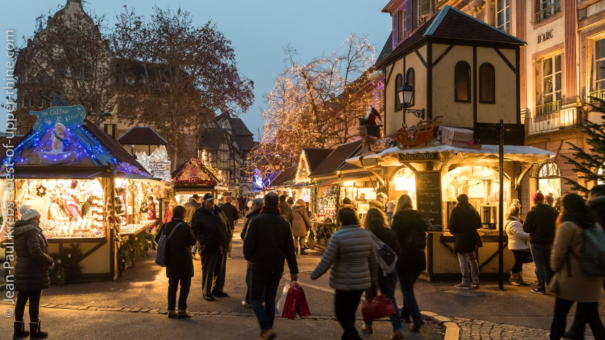 Colmar, Christmas markets 2018: a small picture gallery of the inauguration!