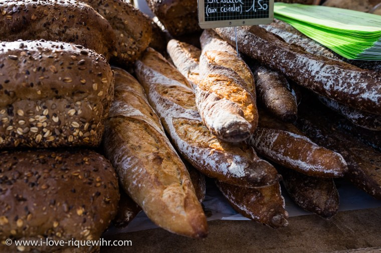 Good bread from Alsace