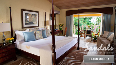 Caribbean romantic honeymoon hotel
