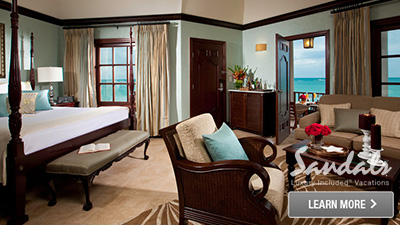 Antigua adult only resort