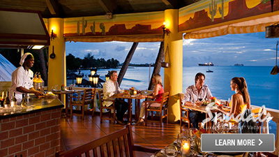 Caribbean best restaurants