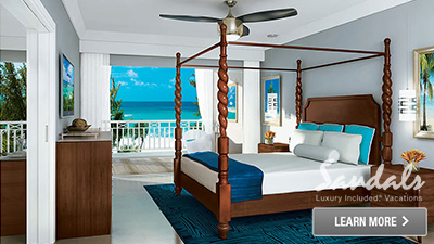Sandals Barbados best rooms
