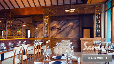 Sandals Barbados best restaurants