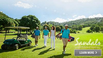 Caribbean best golfing