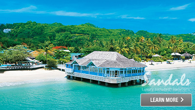 Sandals Halcyon Beach Saint Lucia resort-