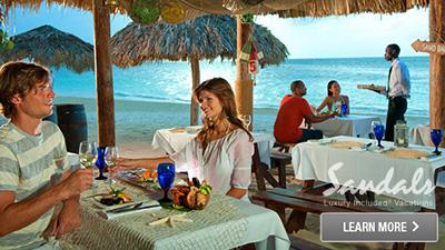 Jamaica fish dining