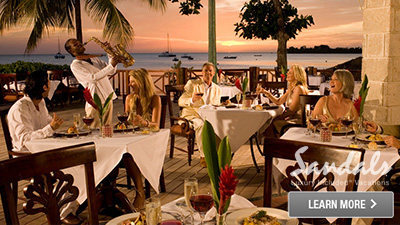 Sandals Negril Jamaica best restaurants