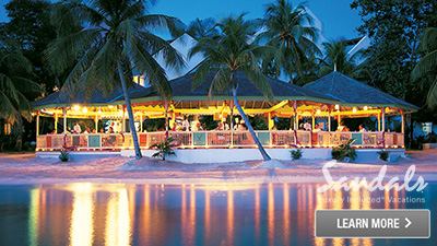 Sandals Negril Jamaica best places to eat