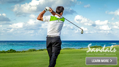 Saint Lucia golfing