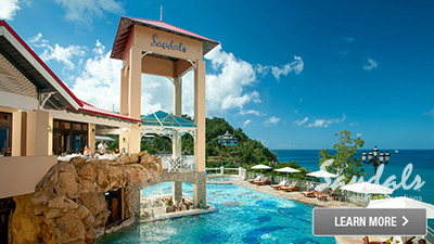 Sandals Regency La Toc Saint Lucia resort