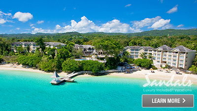 Sandals Royal Plantation Jamaica resort