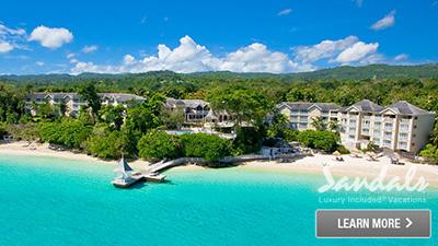 Sandals Royal Plantation Jamaica resort