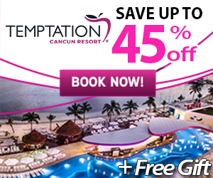 temptation cancun resort swingers mexico topless