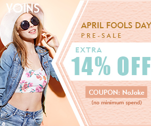 yoins april fools day sale