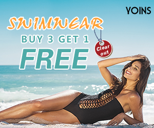 yoins swimwear sales