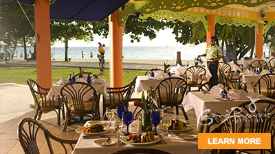 grand pineapple beach negril best restaurants