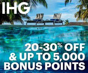 international hotel group vacation deals