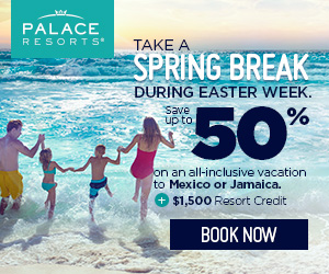 palace resorts spring break sale