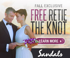 best vacation deals sandals resorts knot