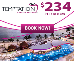 temptation best vacation deals topless vacation
