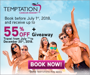 temptation best topless vacation deals