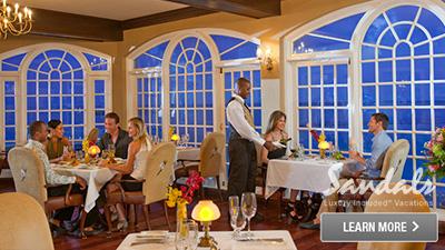Caribbean best restaurants oleander