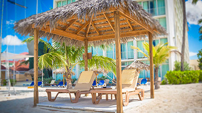 Bahamas best beach service