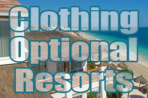 Best clothing optional resort