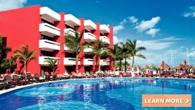Temptation Resort nude vacation