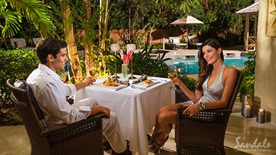 Top 5 Romantic Sandals Resorts Wedding Anniversary