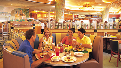 Atlantis Paradise Island Bahamas best places to dine