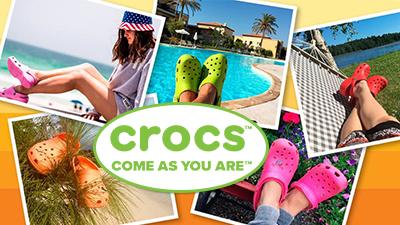 crocs comfortable clogs footwear