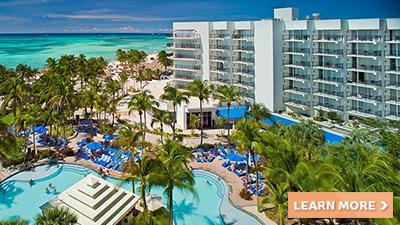 best aruba resorts luxury hotel