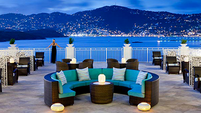 frenchman's reef & morning star marriott beach resort best places to eat and drink