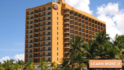 courtyard marriott isla verde beach resort puerto rico hotel