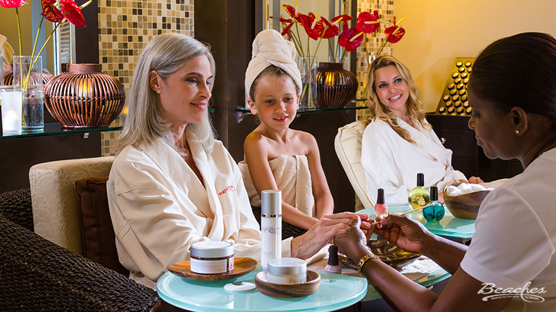 what to do at beaches resorts relax spa massage