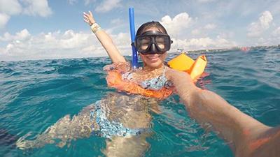 isla mujeres palace snorkeling cancun mexico
