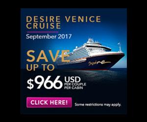 desire cruises venice swingers