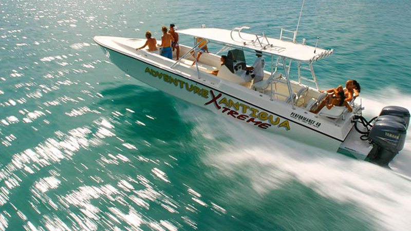 best things to do in Saint Johns Antigua boating