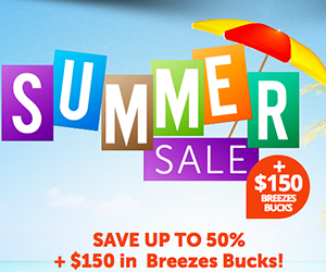 breezes best vacation deals