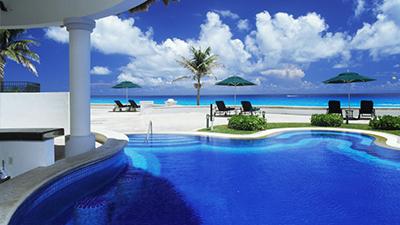 jw marriott cancun mexico swimming