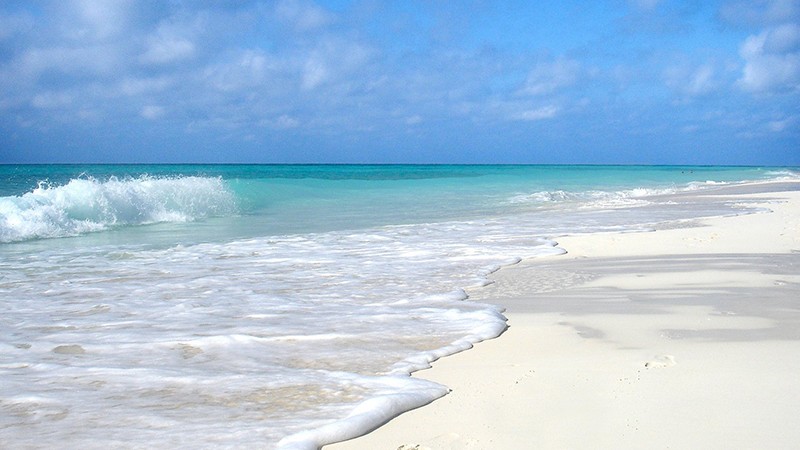 best caribbean clothing optional beaches