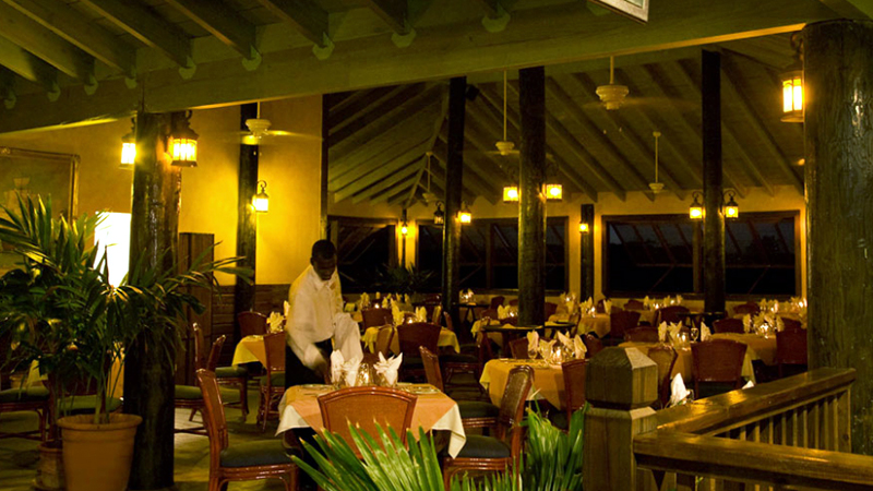 caribbean all inclusive resorts for food