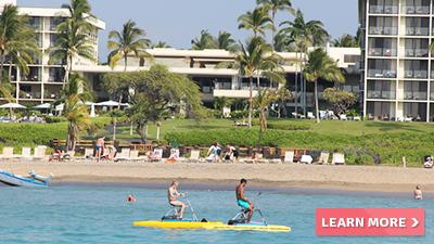 waikoloa beach marriott resort and spa fun things to do paddleboarding