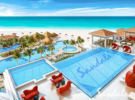 Sandals Royal Barbados Caribbean All Inclusive Resort