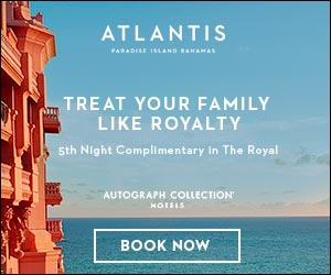 atlantis royal bahamas vacation