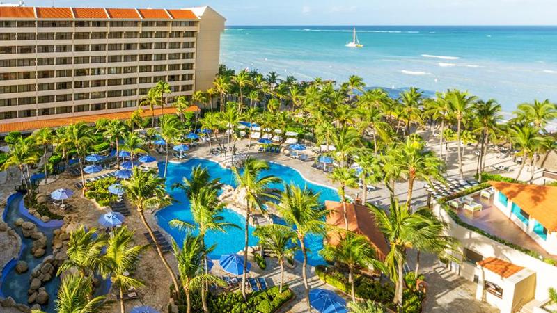 caribbean-spring-break-resorts-barceló-aruba