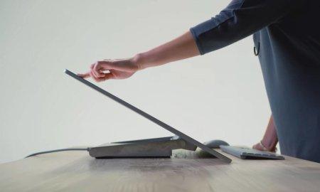 ms surface zero gravity+hinge - Surface Studio — Michael Heilemann